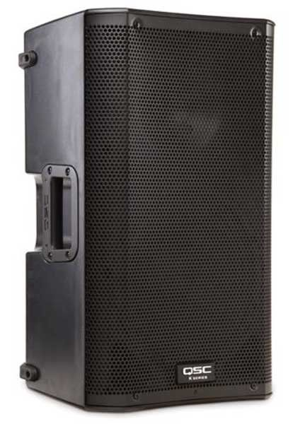 Qsc K10 2 Way Powered Speaker 1000 Watts 1x10 New Powered Speakers Powered Pa Speakers Speaker