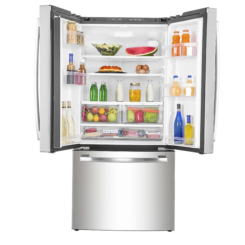 Refrigerador GE 25\' French Door de acero inoxidable | Costco ...