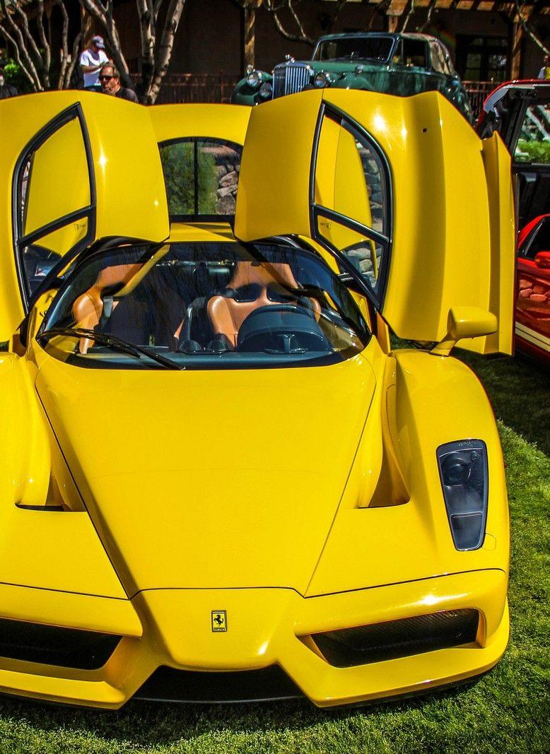 Ferrari Enzo RePinned by Averson Automotive Group llc