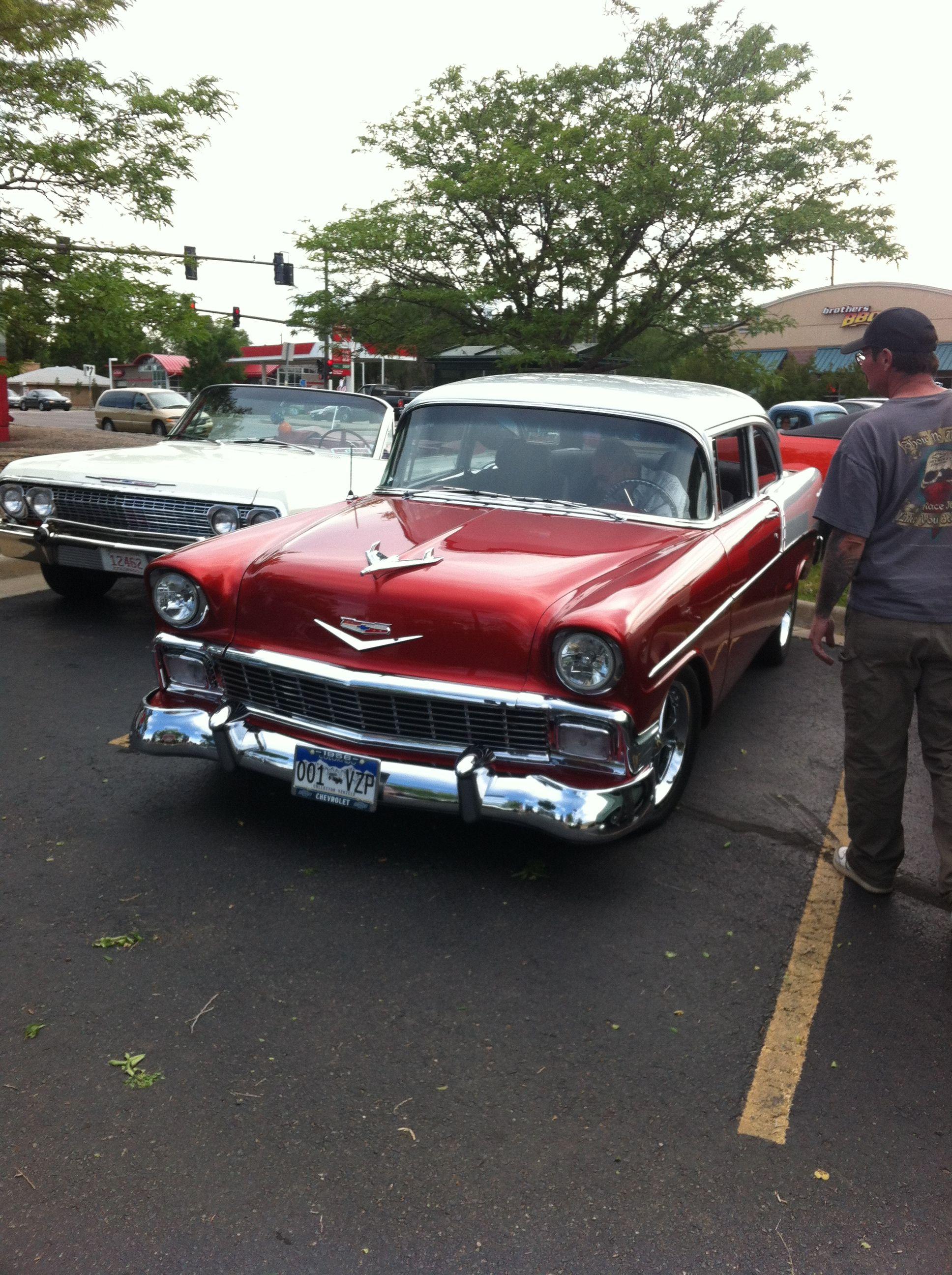 Car Cruise @ Borriello Brothers Lakewood 6/5/12