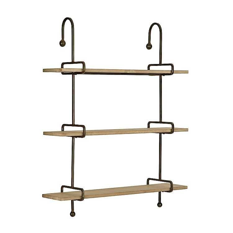 wooden slatpipe shelf wall decor sale shelves dining on shelves for wall id=98484