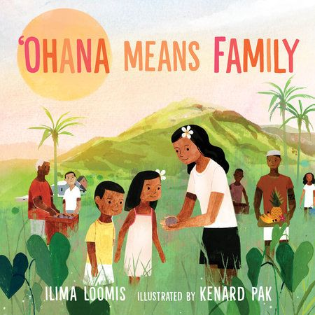 Join the family, or ohana, as they farm taro for poi to prepare for atraditional luau celebration with a poetic text in the style of The House ThatJack Built.