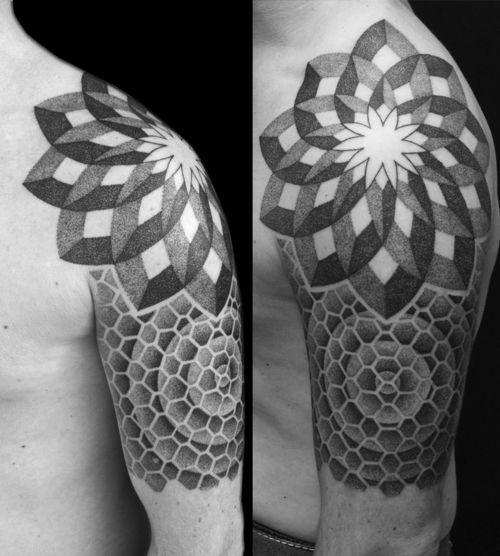 Shoulder/sleeve