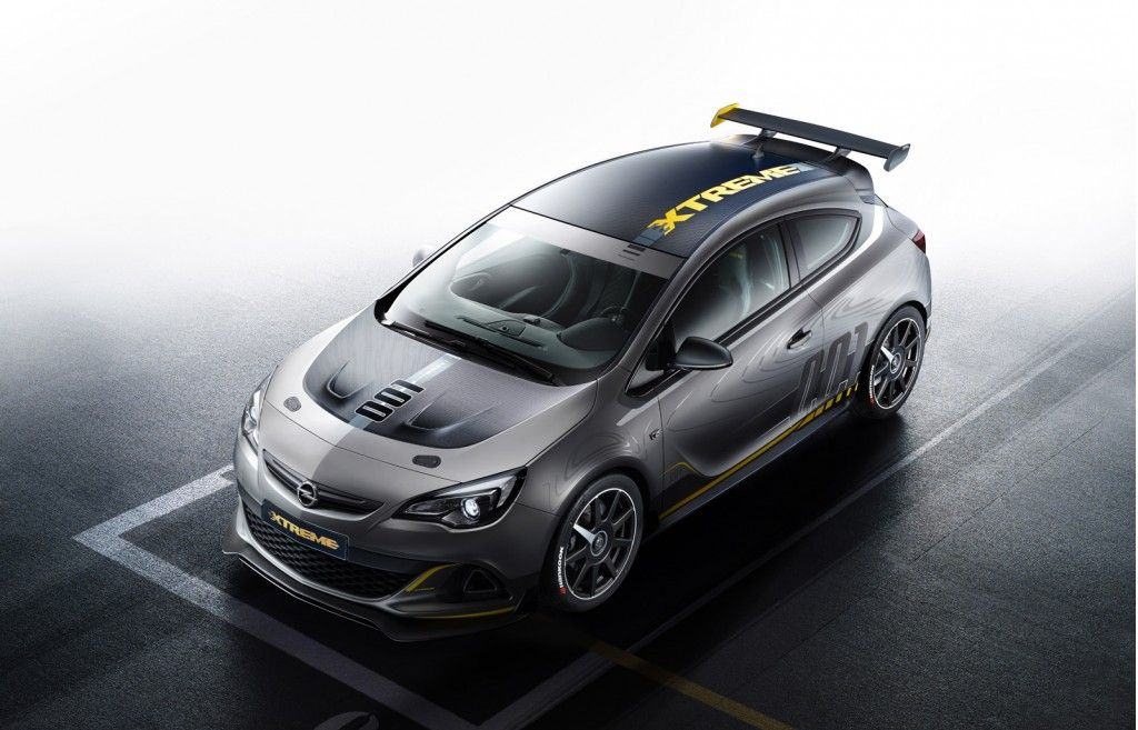 2014 Opel Astra OPC Extreme · Sports CarsCar ...