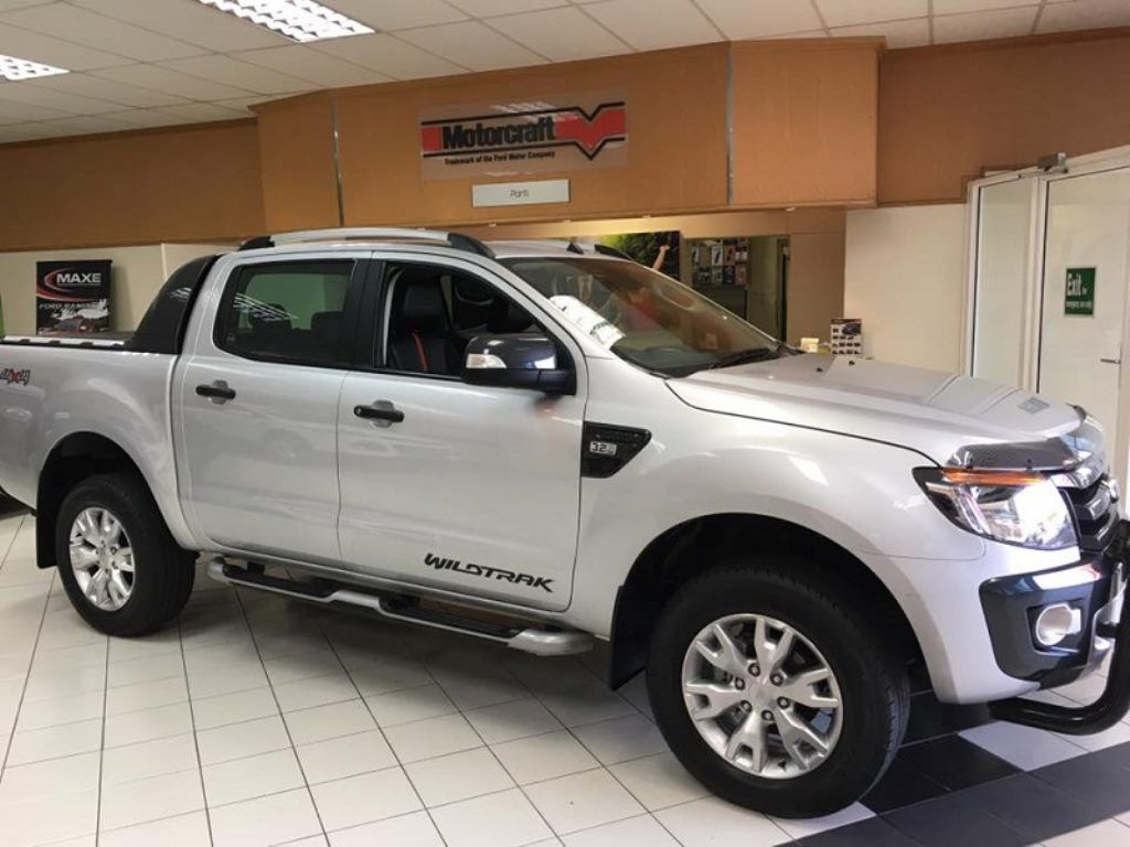 Used Ford Ranger 3 2 4x4 Wildtrak Double Cab For Sale In Western