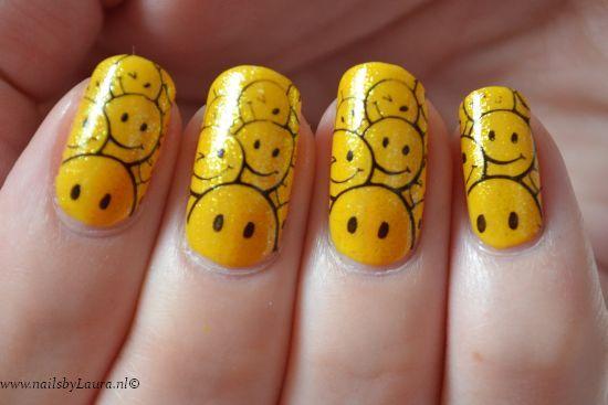 Smileynagels Mooie Kleedig Pinterest Nagel