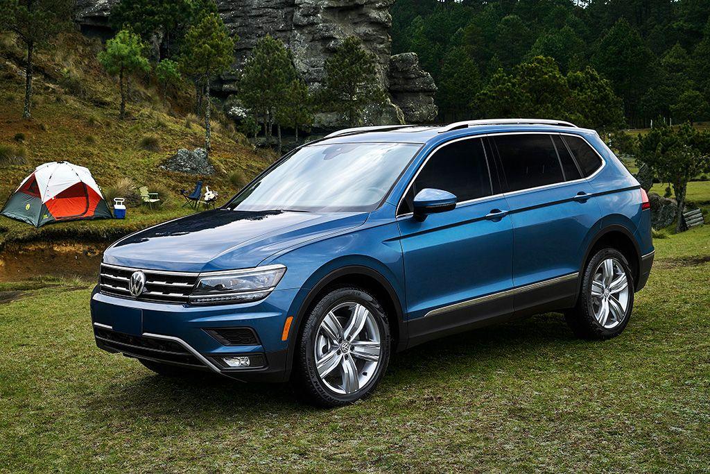 2019 Volkswagen Tiguan Review Volkswagen Volkswagen Car Compact Crossover