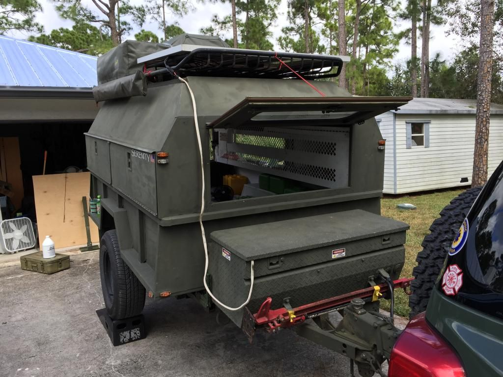 serenity my m101a2 expedition trailer build expedition portal rh pinterest com 4 Pin Trailer Wiring Diagram 7-Wire Trailer Wiring Diagram