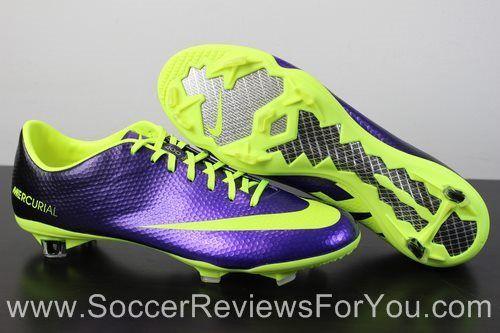 49a154f1bea Nike Mercurial Vapor IX Review