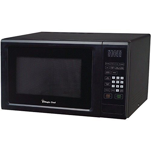 Hot Products Magic Chef 1 1 Cf 1000 Watt Microwave Black Prospective Customers Not Only Practical And Economical It39s Stylish Too Available With A Variety Of T