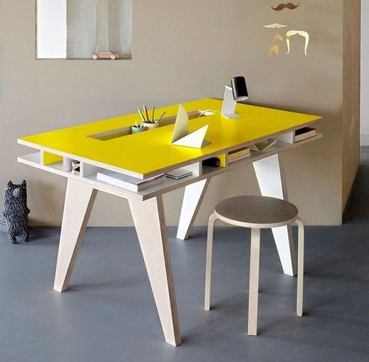 Mesa escritorio para ni os for Escritorios de ninos