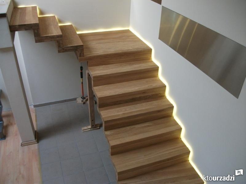 Oświetlenie Led Szukaj W Google Oświetlenie Stairs