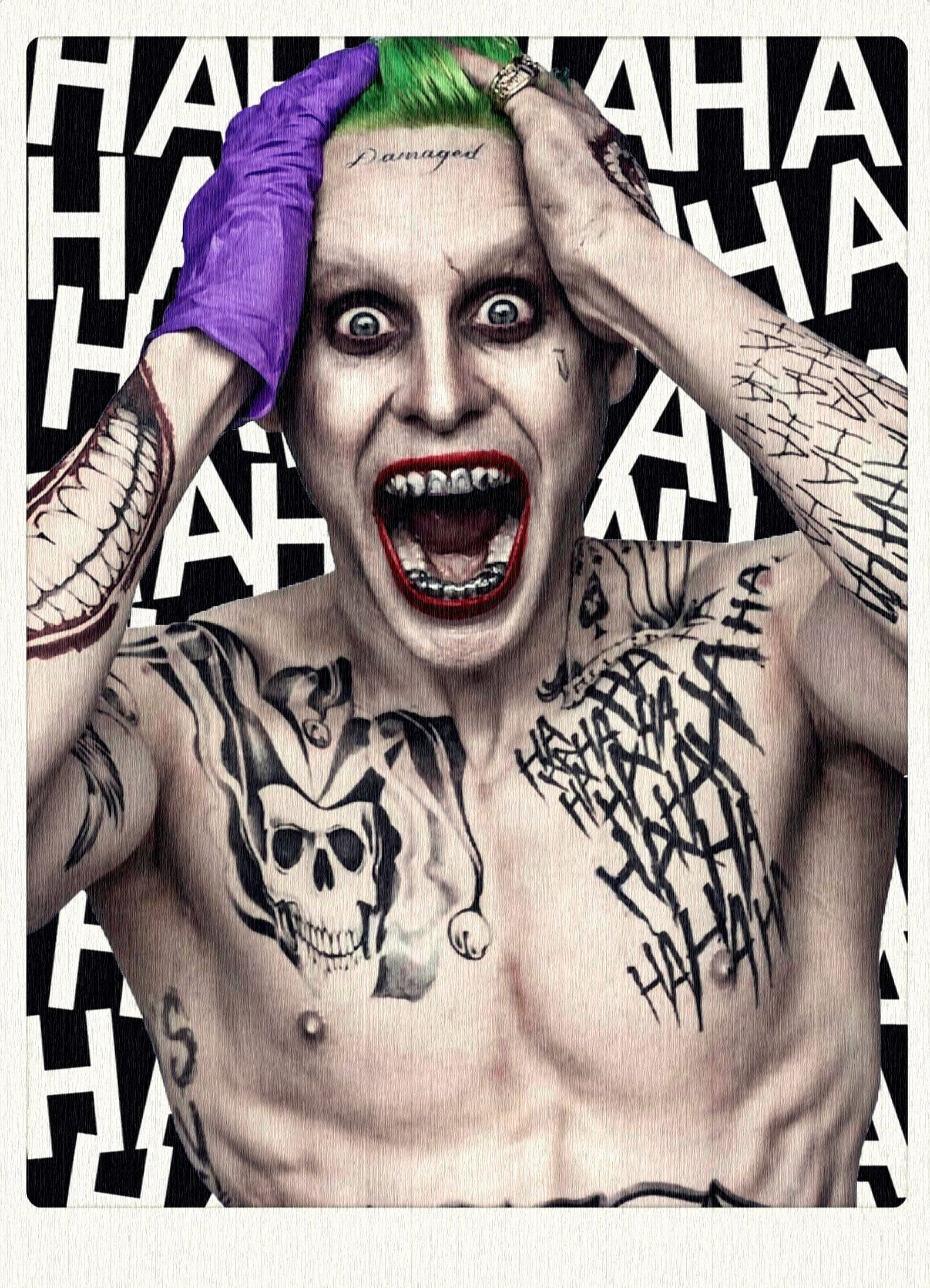 Suicide Squad (2016) Jared Leto Joker Movies IMDB