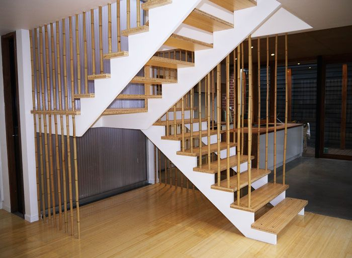 Open Staircase | Floating Staircase | Eric Jones Stairs ...