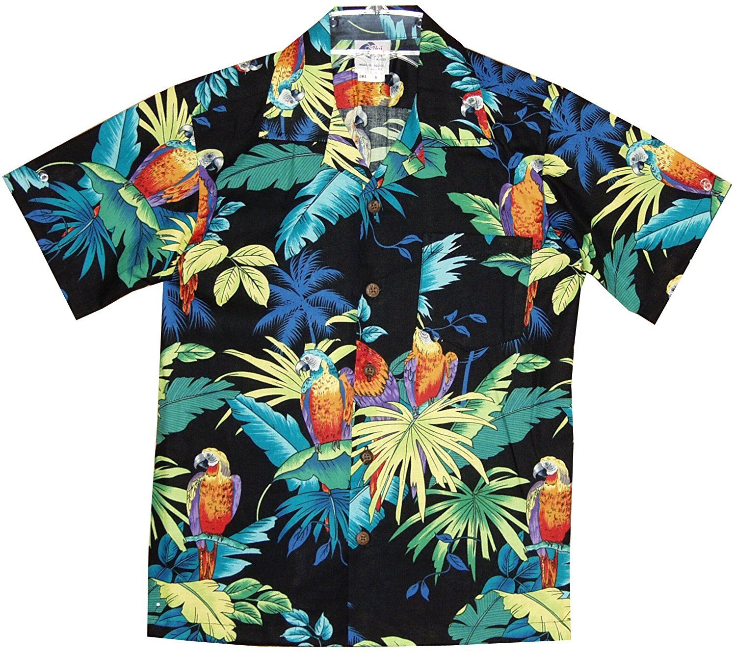 Image Result For Kids Hawaiian Shirt Hawaiian Shirt Shirts