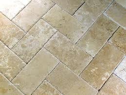 Travertine 8x16 Herringbone Pattern For Tile Floors