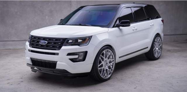 Ford Suv Models >> 2019 Ford Explorer Best Suvs 2020 Ford Explorer Ford