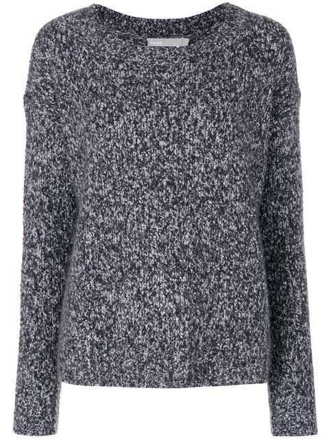 VINCE Long Sleeved Sweater. #vince #cloth #sweater