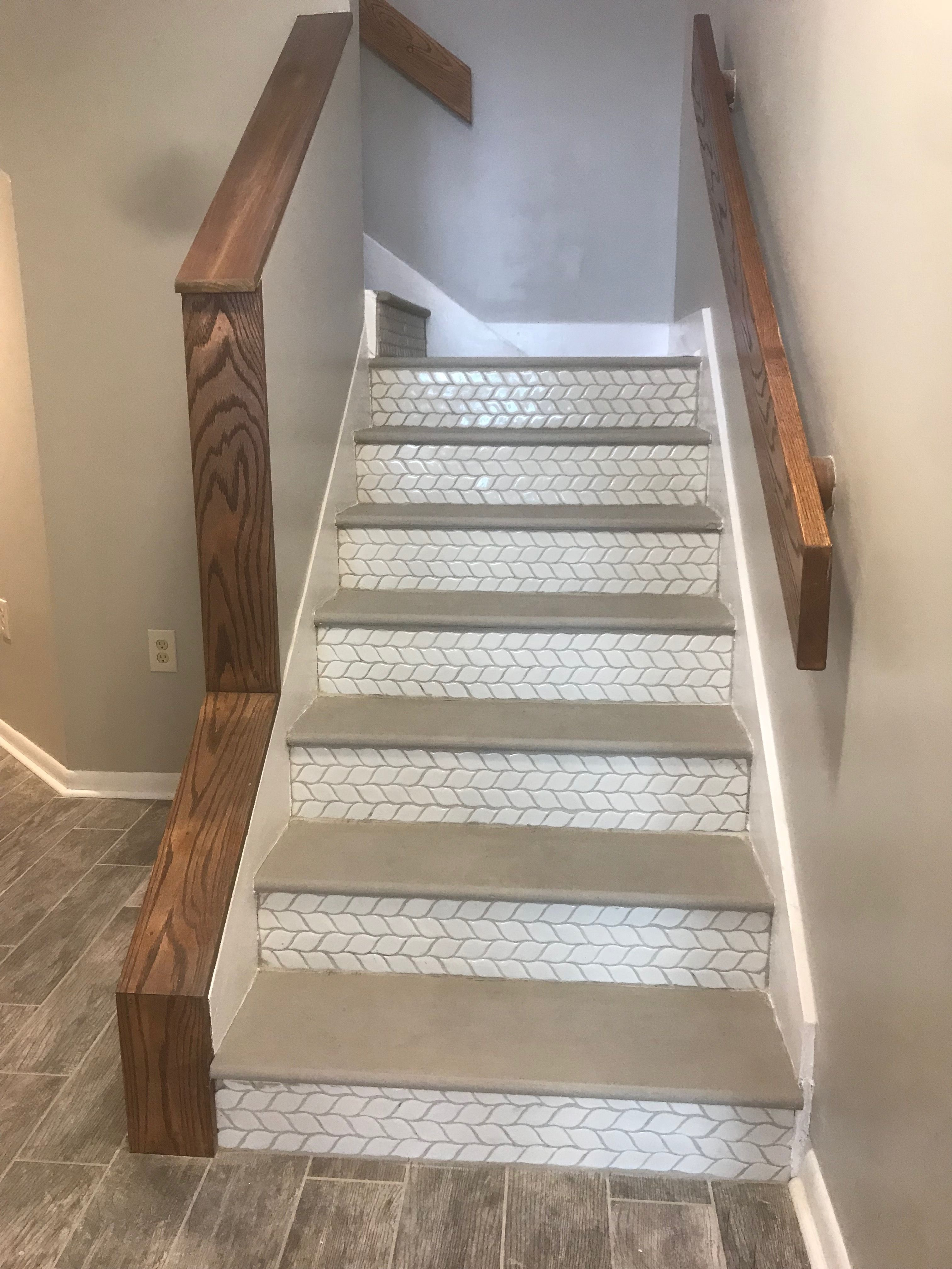Charmant Stair Renovation For Under$300