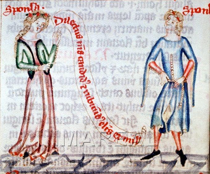 Concordatiae caritatis, Lilienfeld um 1349