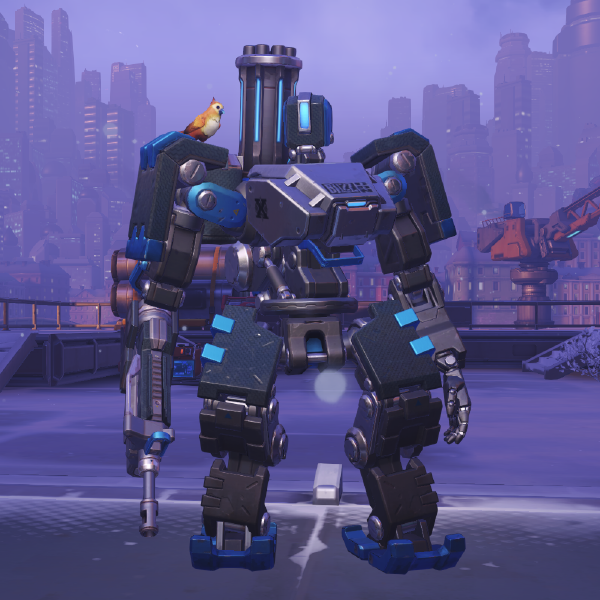 File Bastion Skin Blizzcon 2016 Png Overwatch Wiki Overwatch Bastion Overwatch Bastion Skins
