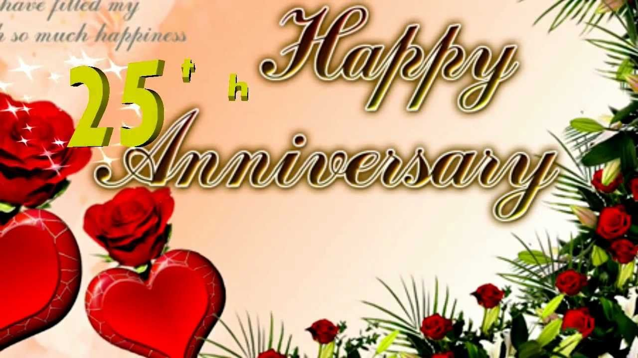Happy th anniversary greeting card ecard youtube love