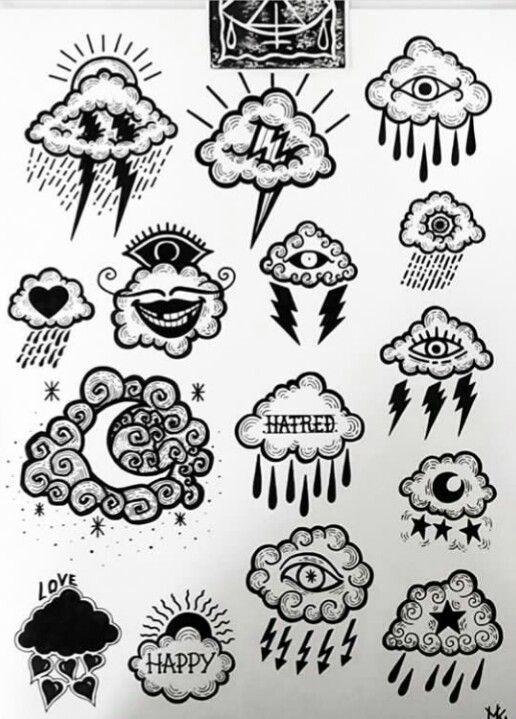 tattoo old school flash – Today Pin