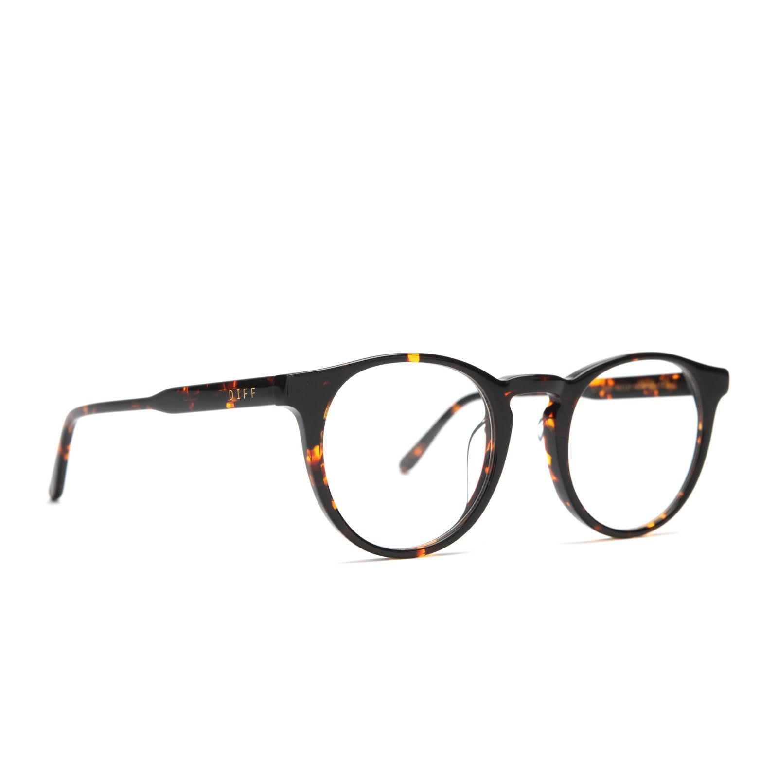 Add A Level Of Sophistication To Your Look In The Sawyer. With It�s Classic Frame And Slightly Retro Vibe, These Glasses Were Made To Turn Heads.