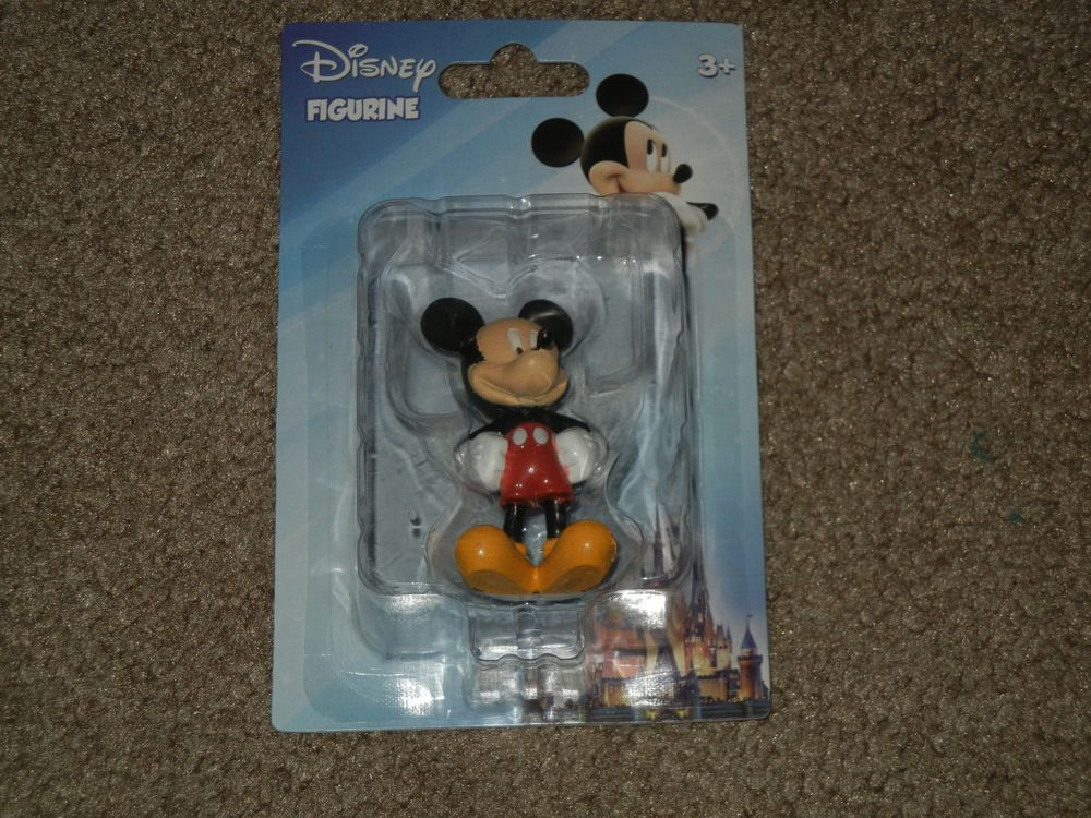 MICKEY MOUSE & FRIENDS Disney Mickey Mouse Mini Figurine (Toys ...