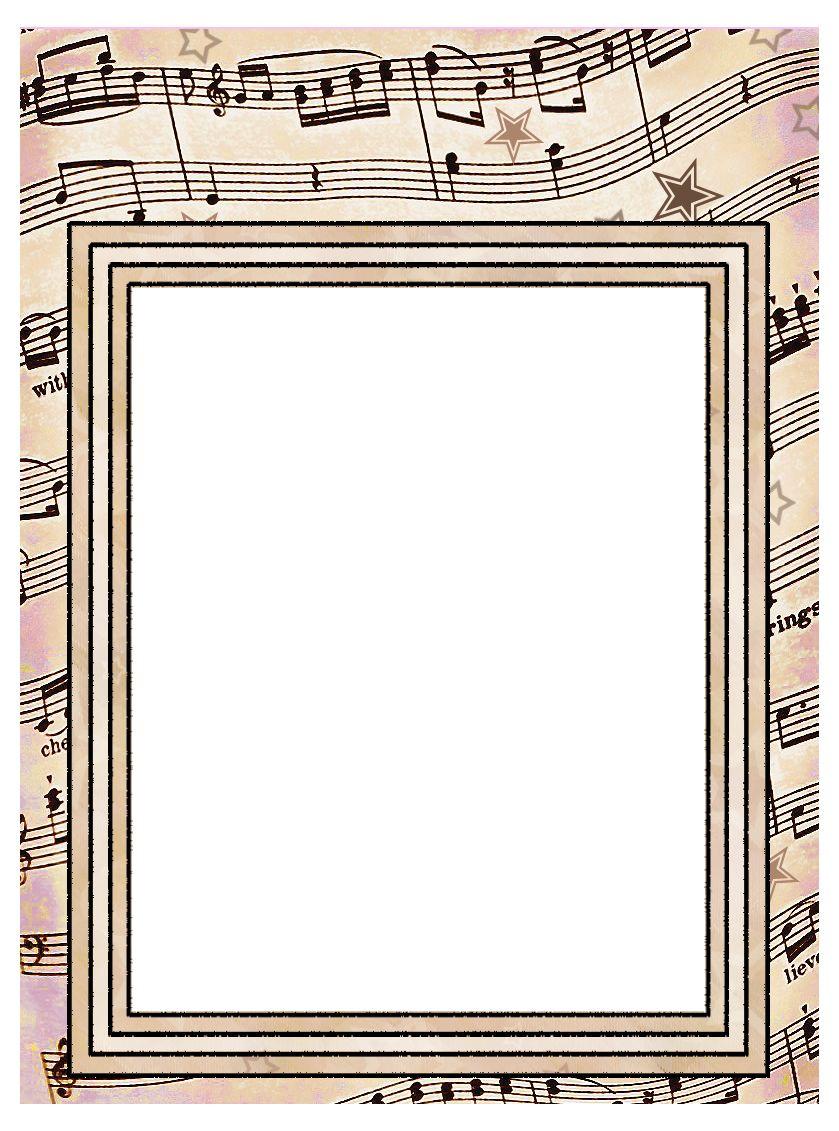 Scrapbook ideas layouts free - Artbyjean Vintage Sheet Music Scrapbook Layout Pages