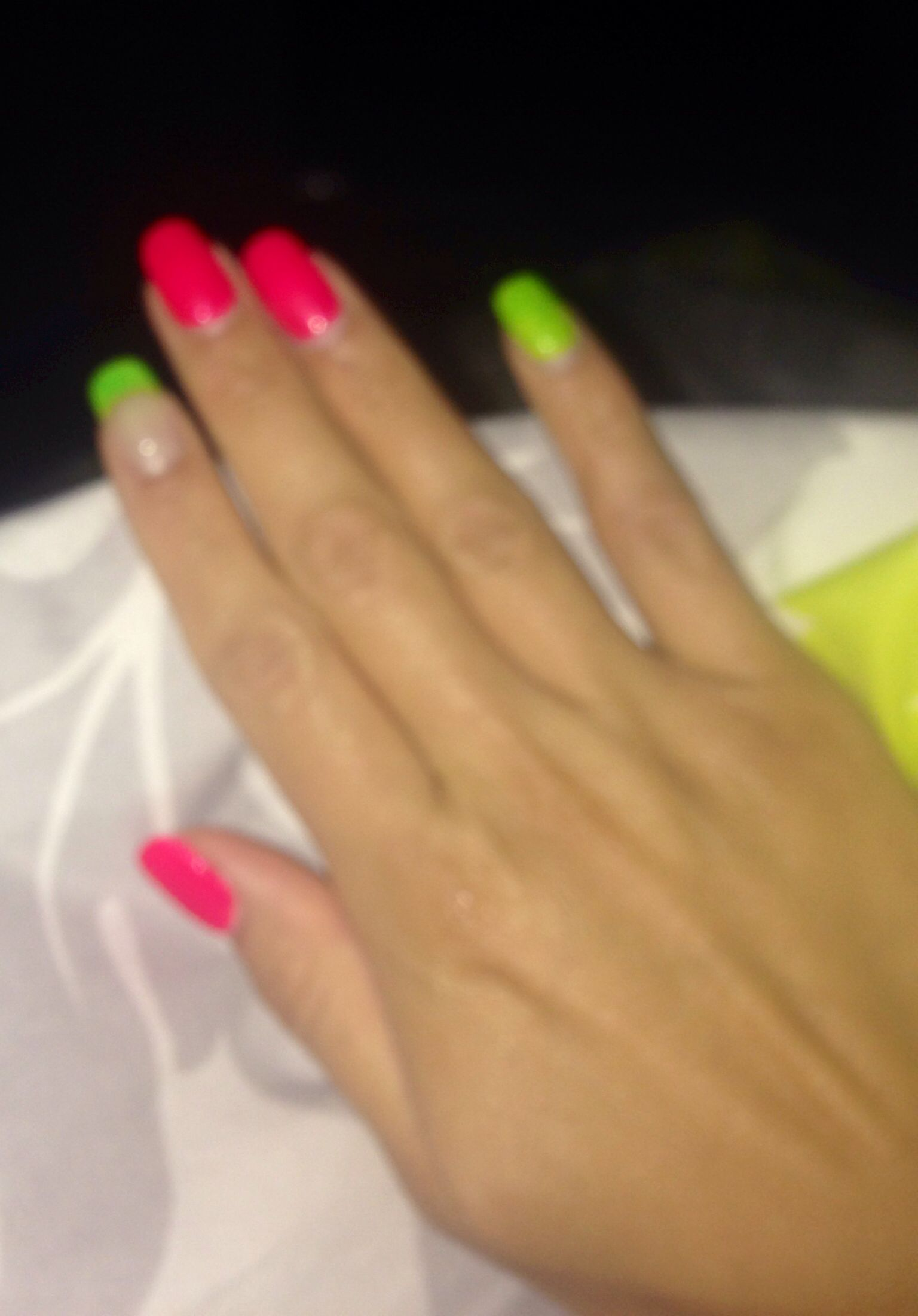 Acrygel Plus Gel Polish Looks So Awesome Summer Nail Colors