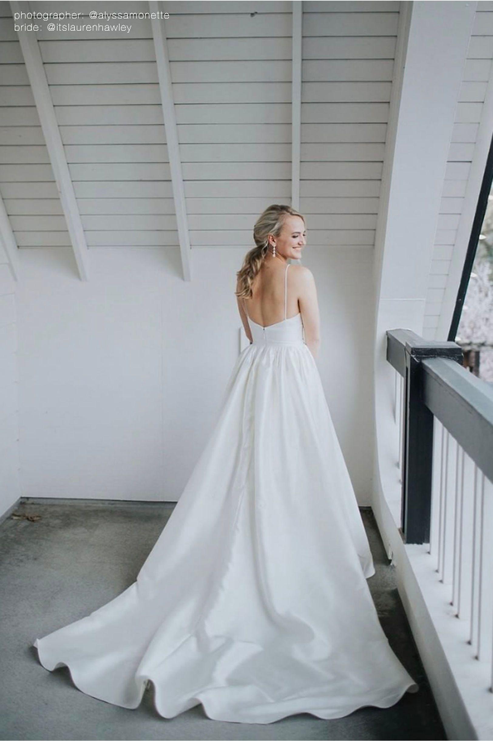 ed091752ddb Opaline Ballgown Ivory in Bride