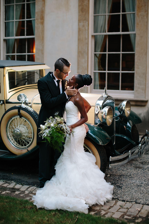 Chris irenes swan house wedding at the atlanta history