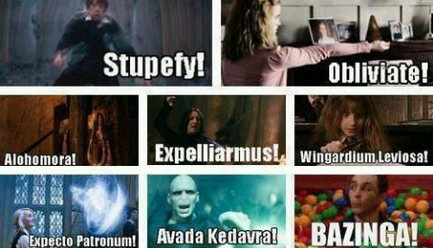 Resultado De Imagem Para Avada Kedavra Meme Harry Potter Hogwarts Kedavra