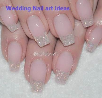 Photo of 35 SIMPLE IDEAS FOR WEDDING NAILS DESIGN 1