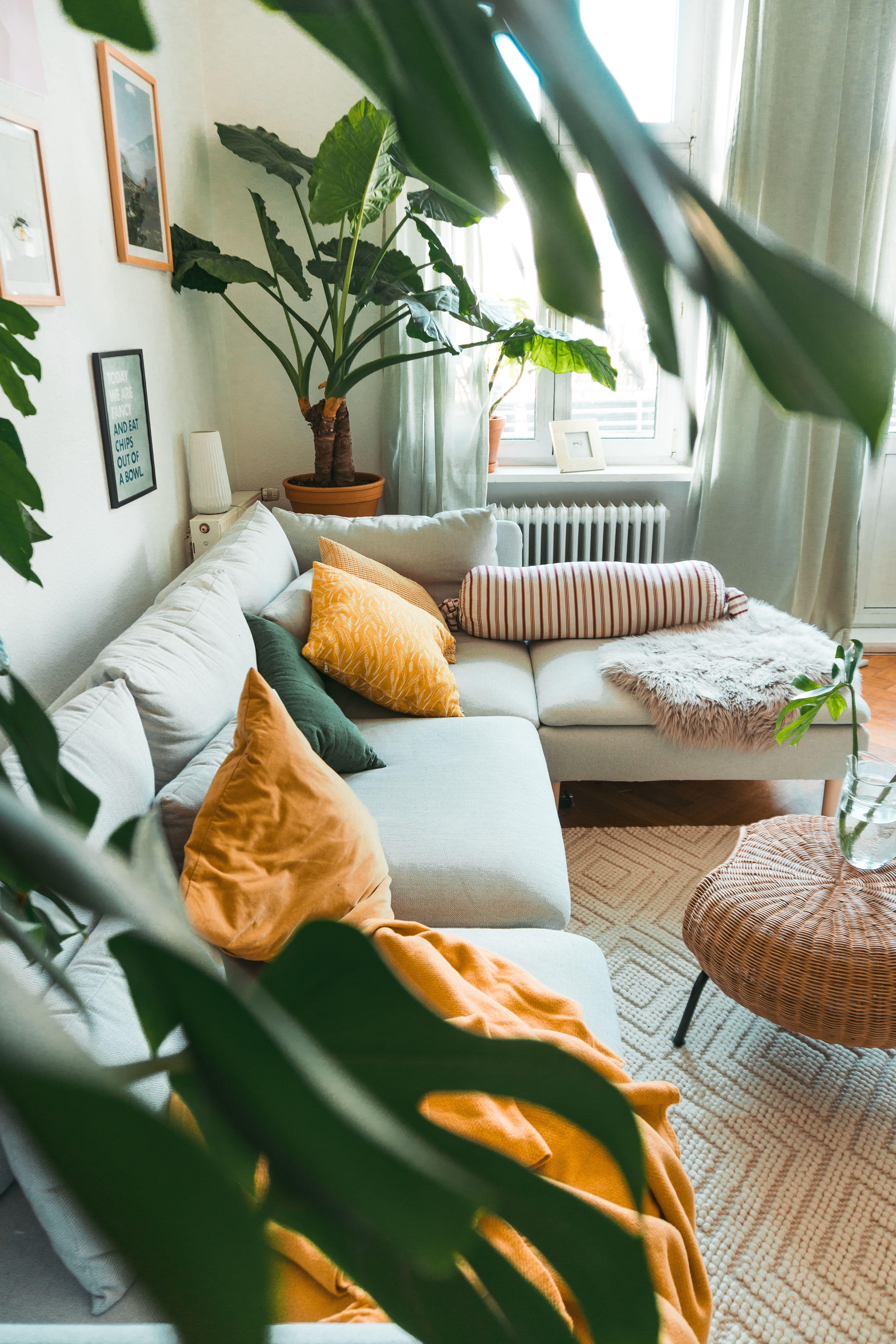 Die Macht der Textilien - stoffliche Materialkunde mit fridlaa #apartmentroom