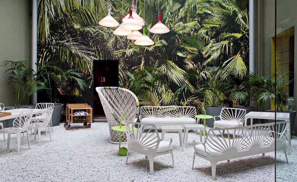 Sedie Driade ~ Driade collezione outdoor divano e sedie sunrise poltrona pavo