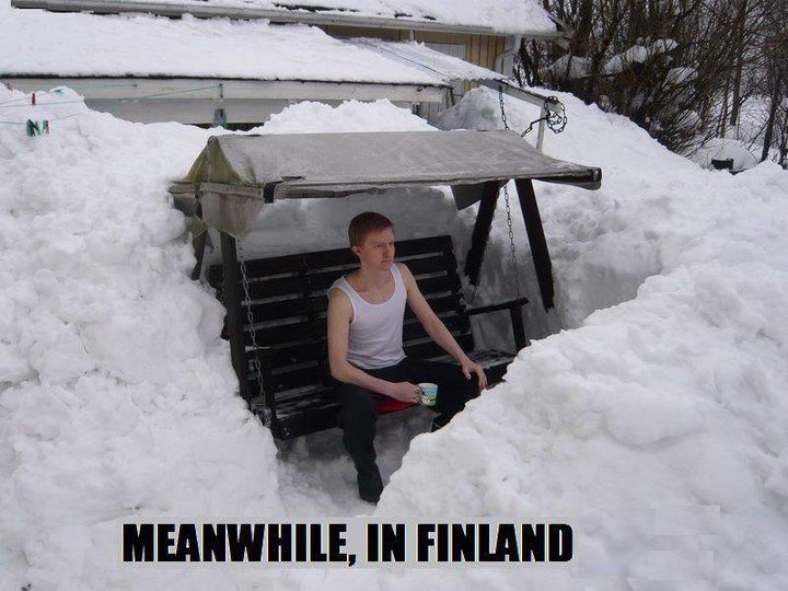 Meanwhile In Finland Part 1 15c Spanish Wear Caps Gloves And