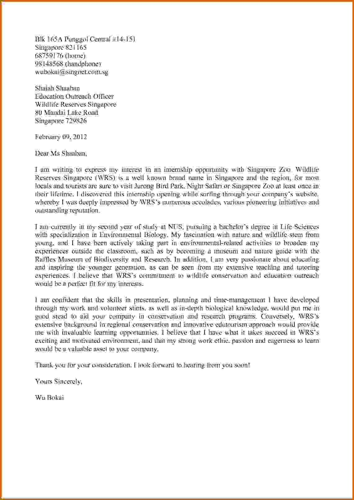 How Write College Application Letter Admission Essay Custom