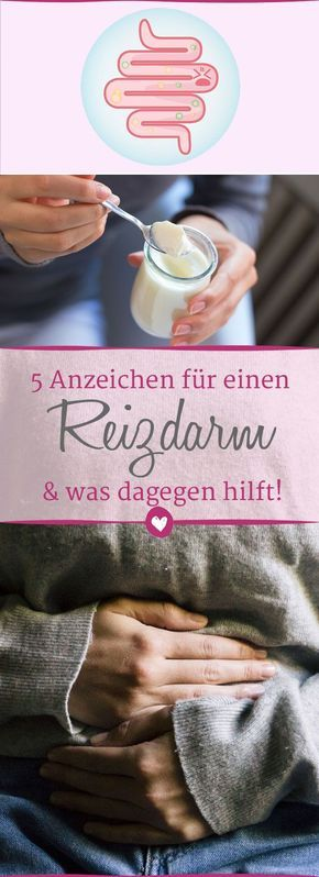 Reizdarm-Syndrom: Symptome und Hilfsmittel | Darm ...