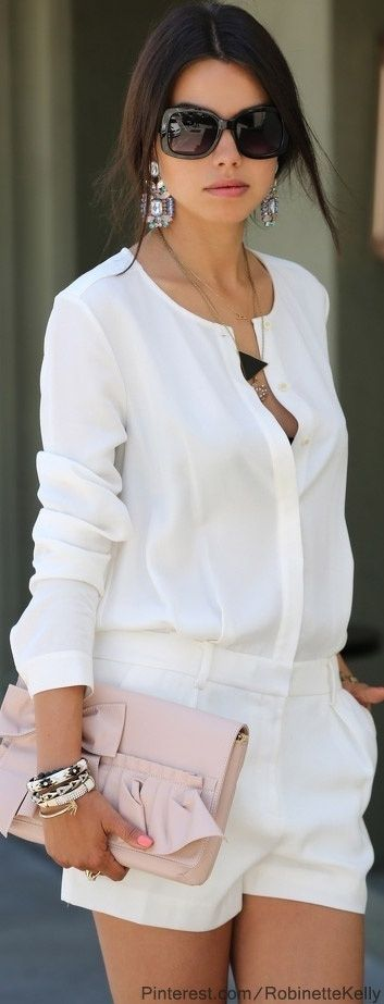 Great Outfit More Like This On Amandamajor Com Fashion Summer Fashion White Fashion