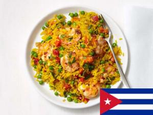 Camarones Enchilados (Cuban Shrimp and Rice) Shrimp