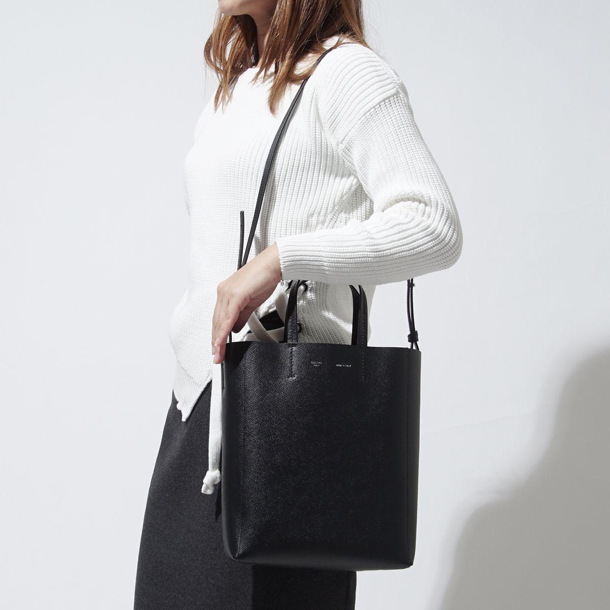 90ceb82103be Modern Blue Rakuten Ichiba Shop  Celine CELINE tote bag (2WAY  specifications) SMALL VERTICAL