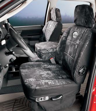 Cabela's Kryptek Camo Seat Covers By Ruff Tuff Gift