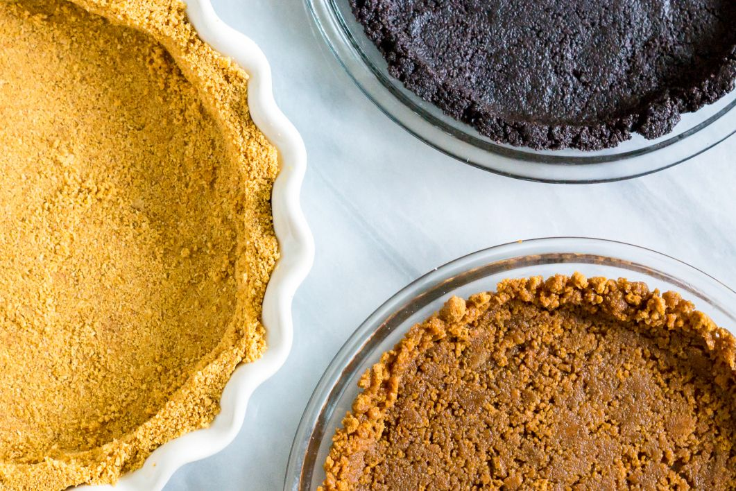 How to Make a Crumb Crust