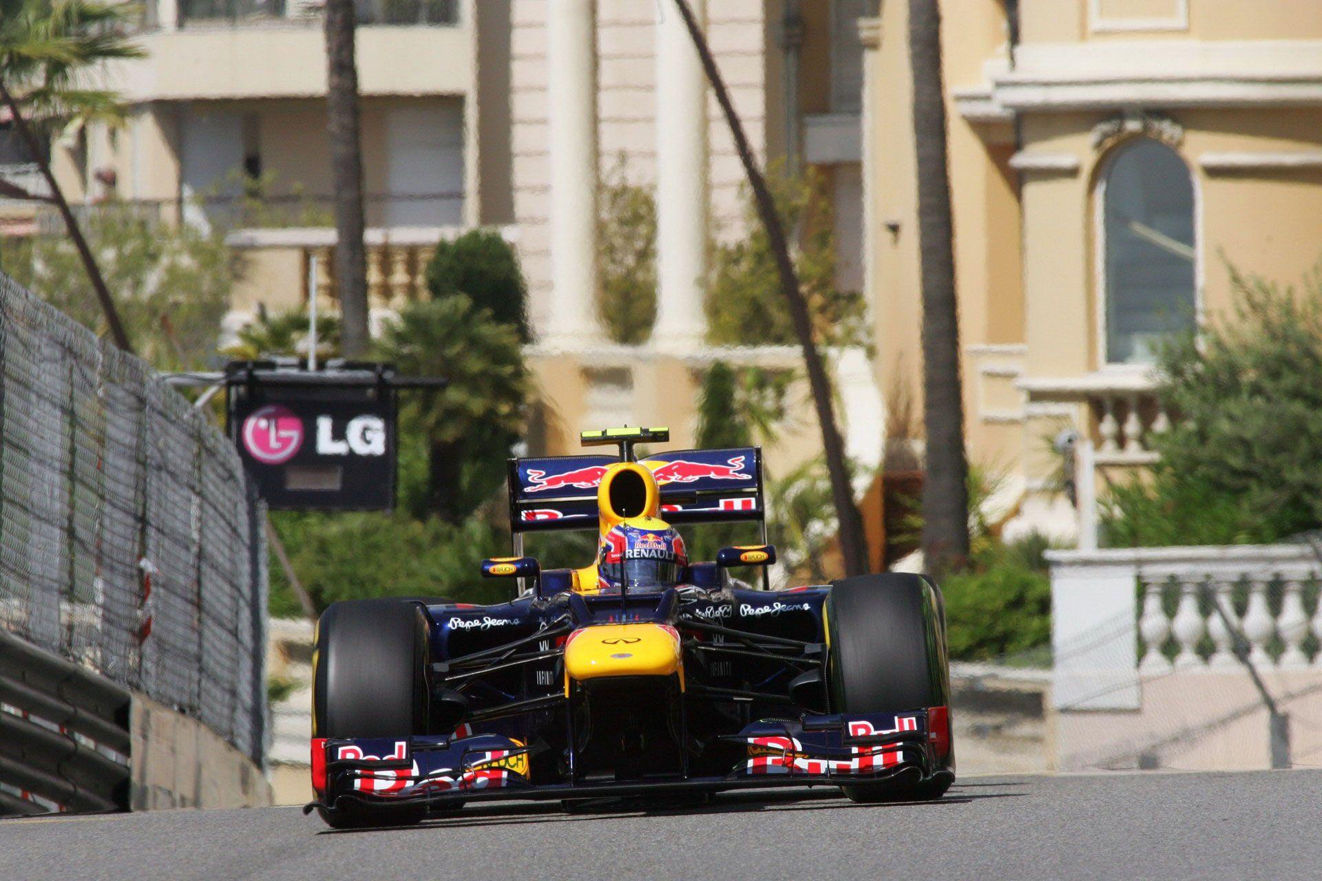 Mark Webber 2012  #MonacoGP2012