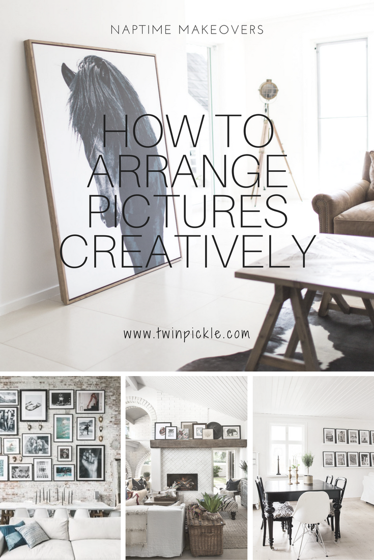 How to Arrange Pictures Creatively: Naptime Makeover | Arrange ...