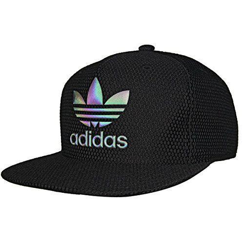 0281a76b7 Men's Originals Snapback Flatbrim Cap   Products   Adidas cap ...