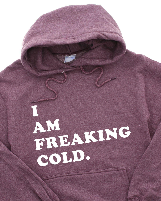 Winter Phrased Hoodies Graphic Hoodies Nerdy Sweatshirt Hoodies [ 1500 x 1200 Pixel ]