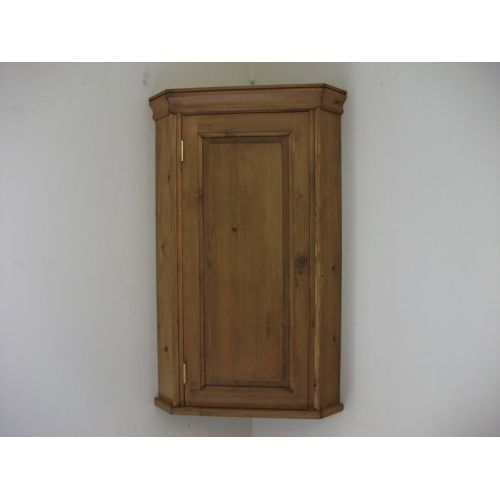 wall mounted corner cabinet pine wall corner cupboard w51cm made by our own 6946